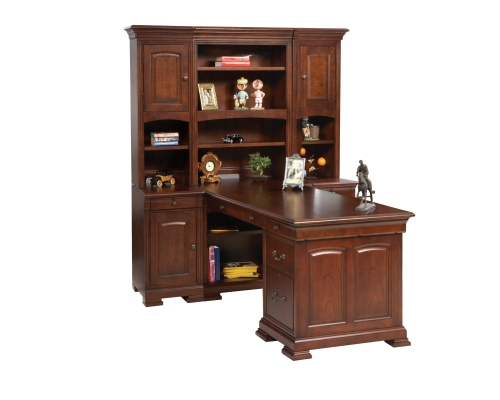 Home office sets guide to winners only furniture for Classic home collection
