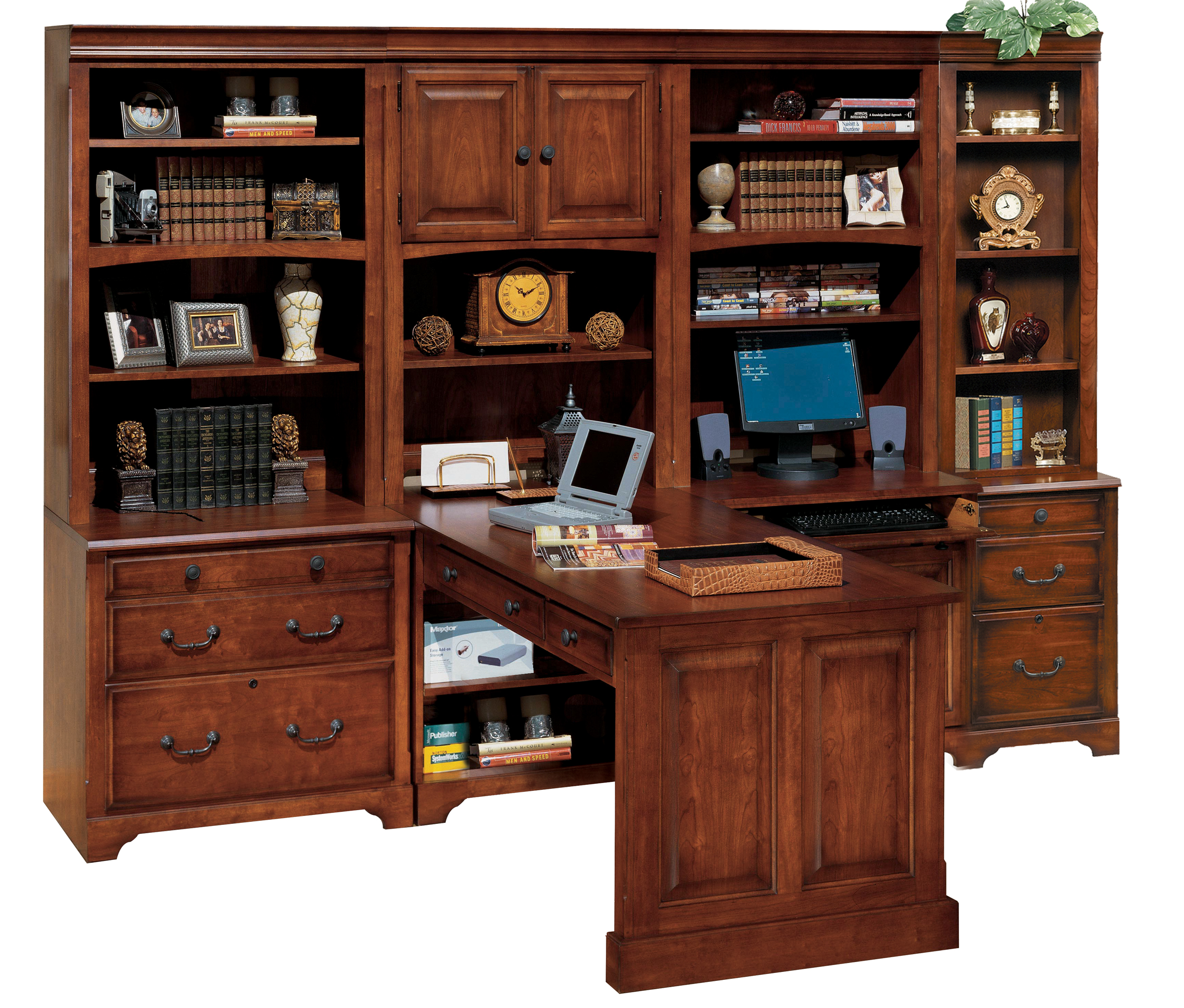 Peninsula desk guide to winners only furniture - Home office mobel ...