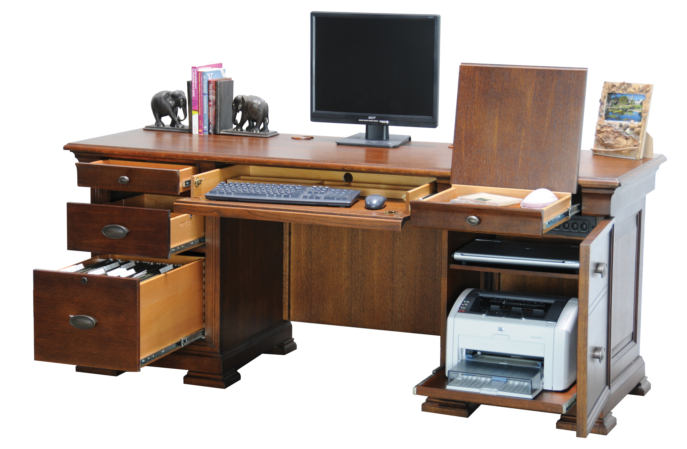Build Executive Desk Design Plans DIY PDF how to build a garden wood ...